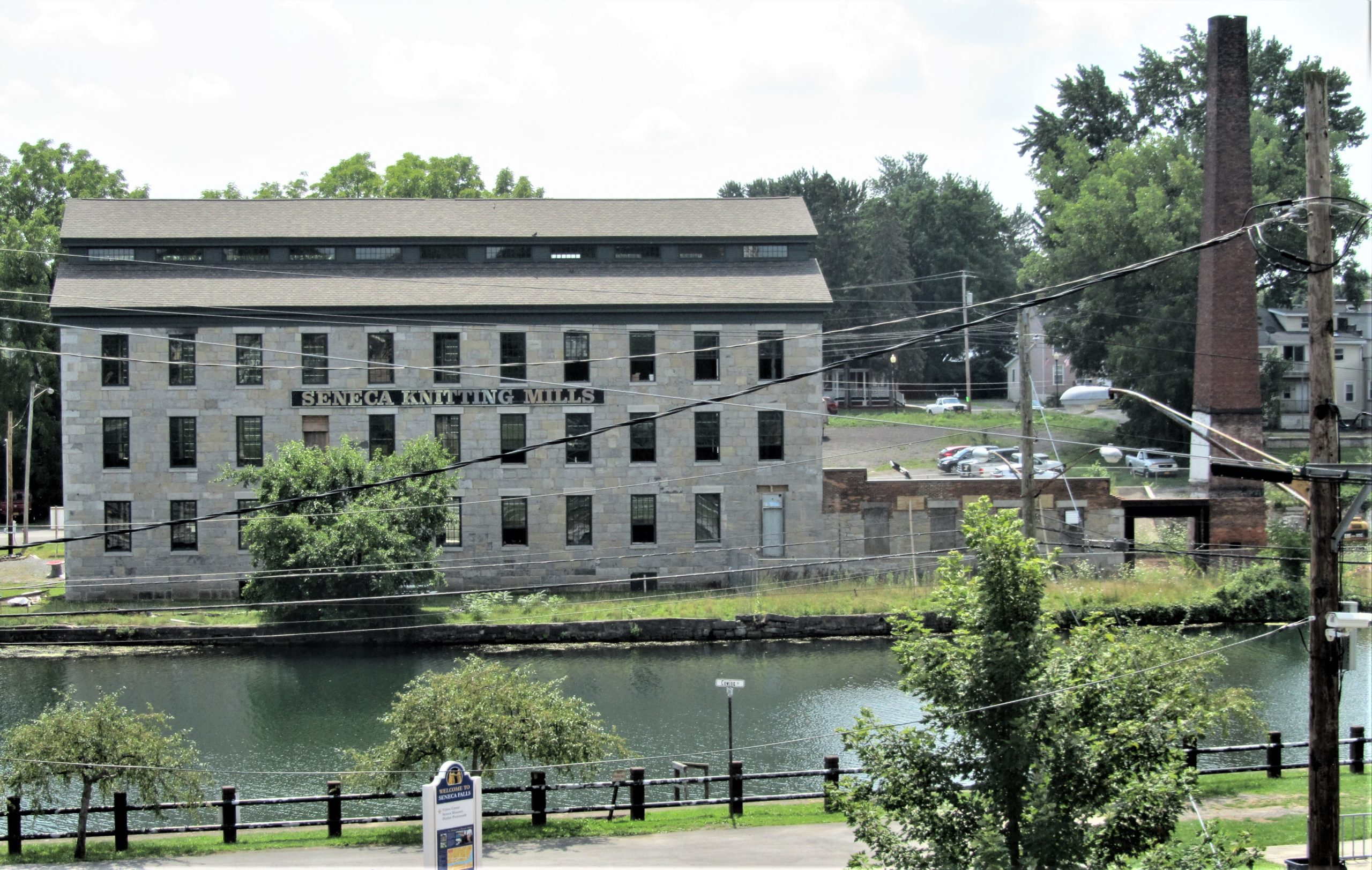 Seneca Knitting Mill / new home of The National Women's Hall of Fame