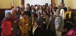 group photo International Association of Women's Museums IAWM 2016