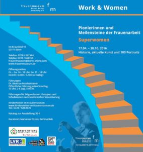 Europe Germany Bonn Frauenmuseum