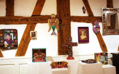 Exhibition: Frida is alive. Long live Frida.