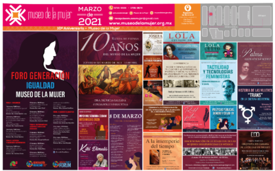 News from the Women's Museum Mexico