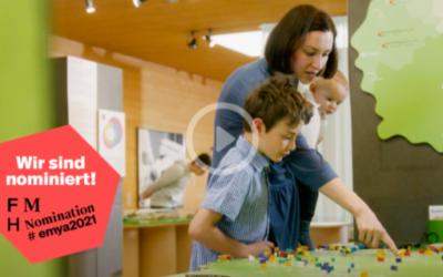 Frauenmuseum Hittisau nominated for EMYA 2021